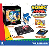 Sonic Mania : Collector's Edition - Nintendo Switch [Edizione: Francia]