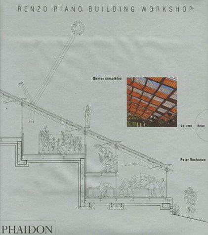 Renzo Piano Œuvres complètes Vol. 2 (Ancien prix éditeur