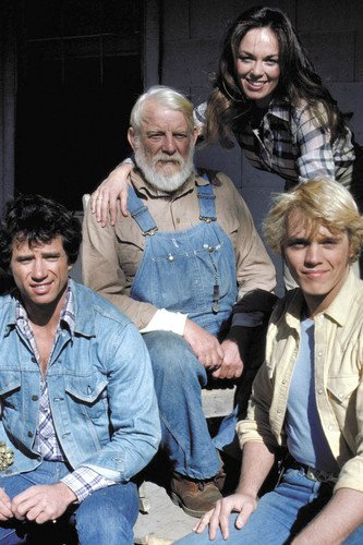 Cast of The Dukes Of Hazzard Poster