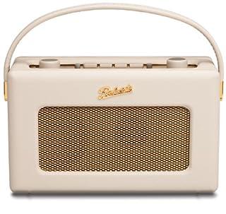 Roberts Revival RD60 FM/DAB/DAB+ Digital Radio - Pastel Cream (B001GJC4IA) | Amazon price tracker / tracking, Amazon price history charts, Amazon price watches, Amazon price drop alerts