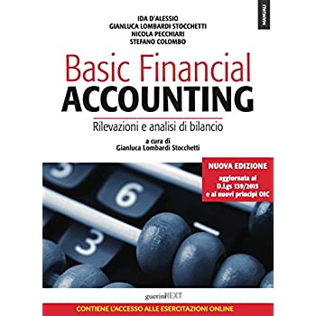 Basic Financial Accounting. Rilevazioni E Analisi Di Bilancio
