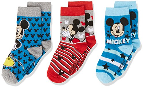 Disney Mickey Mouse Calcetines para Niños