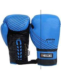 Ouken 1pcs Focus Boxe Punch Mitaines dentra/înement pour Le karat/é Muay Thai Kick Rouge