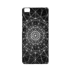 BLUEDIO Designer 3D Printed Back case cover for Xiaomi Mi5 / Mi 5 - G0418
