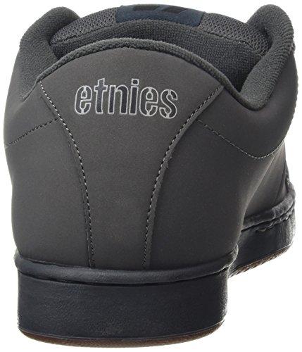 Etnies Kingpin, Chaussures de Skateboard homme Gris - Grau (367 / GREY/GUM)