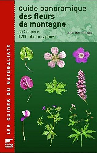 Guide panoramique des fleurs de montagne