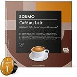 Solimo - Dolce Gusto Café au Lait - 96 Capsules (6 Paquets x 16)