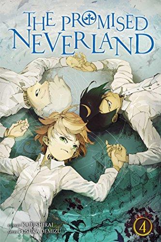 Preisvergleich Produktbild Promised Neverland,  Vol. 4 (The Promised Neverland,  Band 4)
