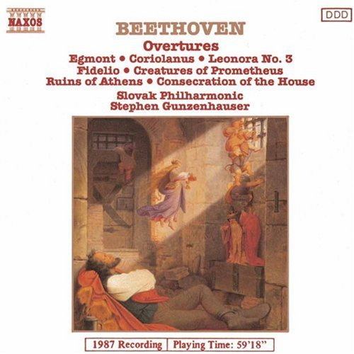 Beethoven:Overtures Vol.1