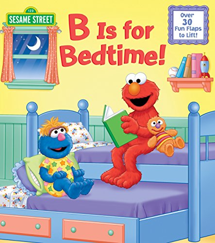 B is for Bedtime! (Nifty Lift-and-Look) por Naomi Kleinberg
