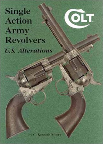 Colt: Single Action Army Revolvers, U.S. Alterations
