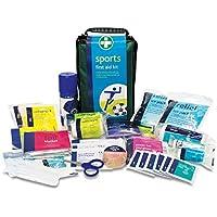 Erste-Hilfe-Kasten für Sportler in grüner Tasche mit Rundum-Reißverschluss preisvergleich bei billige-tabletten.eu