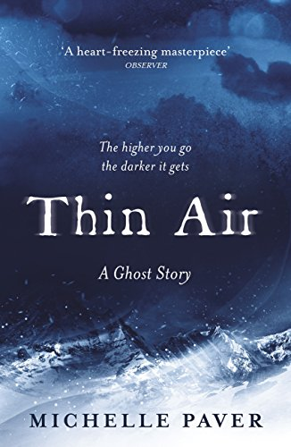 Thin Air: The most chilling and compelling ghost story of the year by [Paver, Michelle]