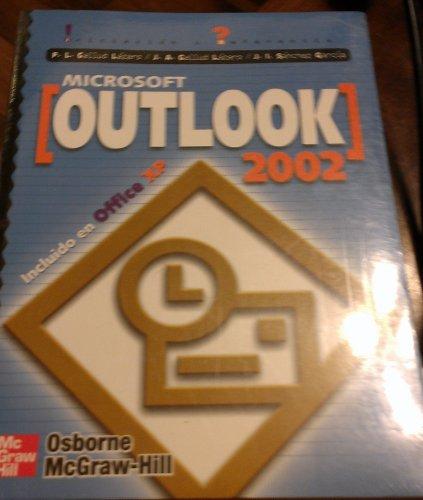 Microfosot outlook 2002 iniciaciony referencia por Lazaro Gallud