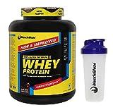 MuscleBlaze Whey Protein (Rich Milk Choc...