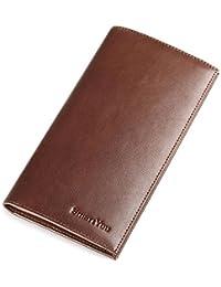 626a028b54113 Yzibei Dauerhaft Schlanke Brieftasche Mann Lederhandtasche  Business-Geschenk Gratis-Shopping Durable Classical Joker Geben