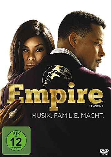 Empire-Musik-Familie-Macht-Season-1-4-DVDs
