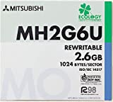 Mitsubishi MH2G6U Re-Writable 2.6 GB 1024 Bytes