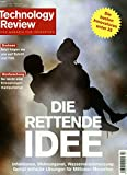 Technology Review Deutsch [Jahresabo]