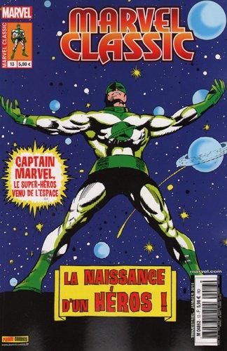Marvel classic 13 captain Marvel