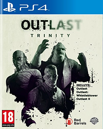 Outlast Trinity PS4