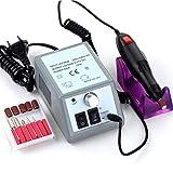 Wanna Kit Lijadora Pro Lima eléctrica uñas manicura