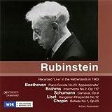 Rubinstein: Recital Pianistico