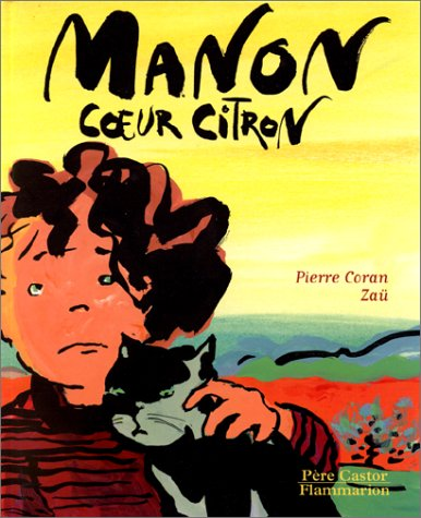 Manon coeur citron par Zaü