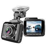 Caméra de Voiture AZDOME Dashcam 4K GPS WiFi Caméra Embarquée Voiture 2160P FHD...