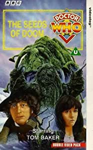 Doctor Who The Seeds of Doom [VHS] [1976] [1963]