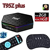 Tronic T95Z PLUS NEW RELEASE Android 7.0 OS Mini PC TV Box...