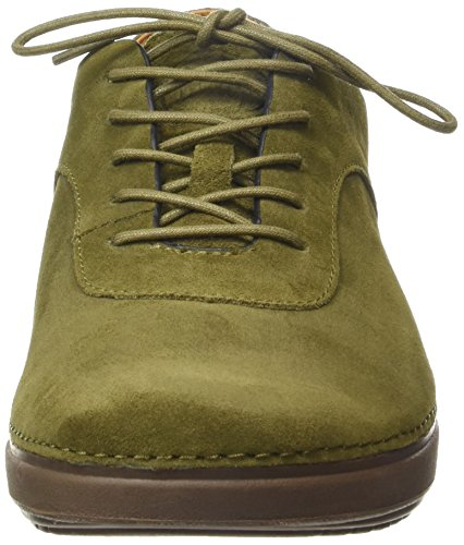 FitFlop Flex, Bottes homme Vert - Green (Dark Olive)