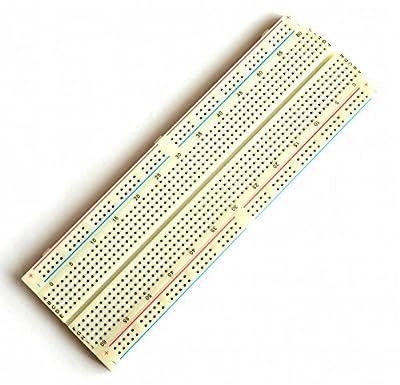 ProtoCentral Breadboard - Full size - 830 tie-points