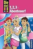 Die drei !!!, 1,2,3 Abenteuer: mit Original-Hörspiel