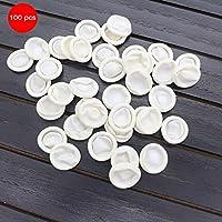 Latex Antistatische Fingerlinge, 100PCS / SET Durable Naturlatex Antistatische Fingerlinge Praktischer Entwurf... preisvergleich bei billige-tabletten.eu