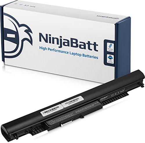 NinjaBatt Batería para HP HS04 HS03 807956-001 807957-001 807612-421 807611-221 240 G4 HSTNN-LB6U HSTNN-DB7I HSTNN-LB6V TPN-I119 807611-421 807611-131 - Alto Rendimiento [4 Celdas/2200mAh/33Wh]