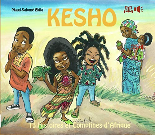 Kesho, 13 Histoires et Comptin