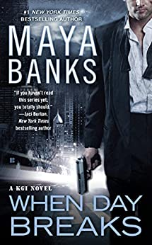 When Day Breaks (KGI series) di [Banks, Maya]