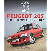 Peugeot 205: The Complete Story