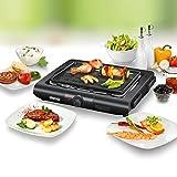 Unold Vario Barbecue-Grill / 1.600 W / Tisch- und Standgrill -