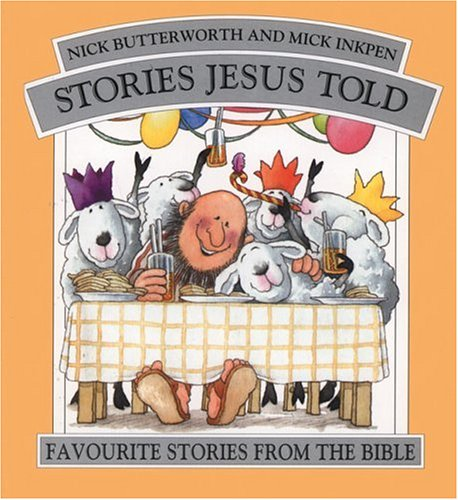 Favourite Stories from the Bible (Stories Jesus