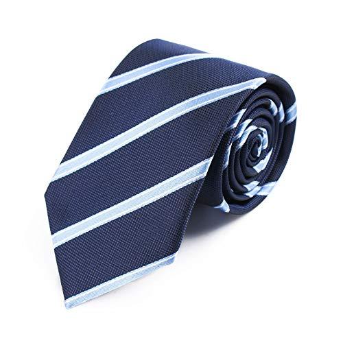 TieSilbA Corbatas para hombre Las tiras de los hombres son multicolores, PT471 -A