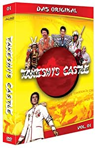 Takeshis Castle Dvd