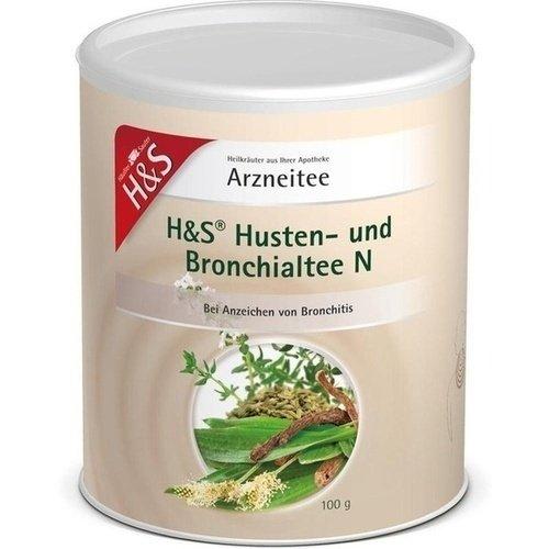H&S Husten- und Bronchialtee N loser Tee 100 g