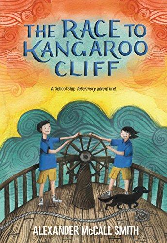 The Race to Kangaroo Cliff (School Ship Tobermory)
