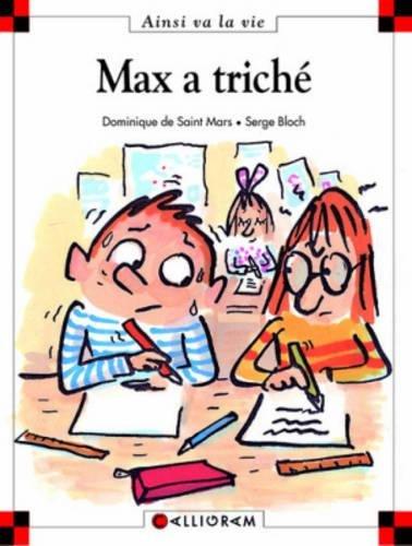 Max a Triche (15) par Dominique de Saint-Mars