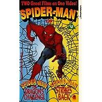 Spider-Man The Movie - The Dragon's Challenge/Spider-Man Strikes