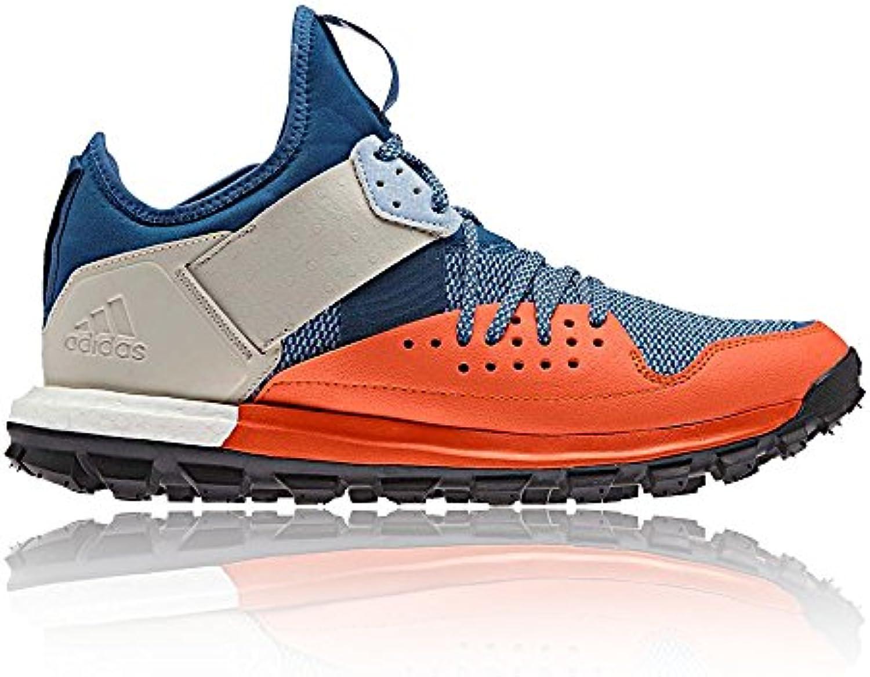 Adidas Response TR M, Zapatos de Senderismo para Hombre, Azul (Azubas/Negbas/Narene), 42 EU