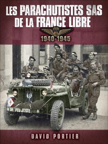 Les parachutistes SAS de la France libre