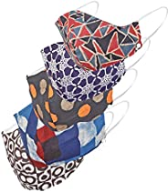 Klook Cotton Reusable Masks - Pack of 5 (5mask)
